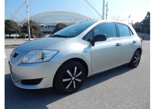 Toyota Auris START STOP 1300CC VVTI 101HP